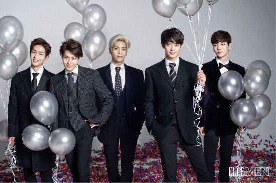 10 Boyband Korea Paling Terkenal di Dunia