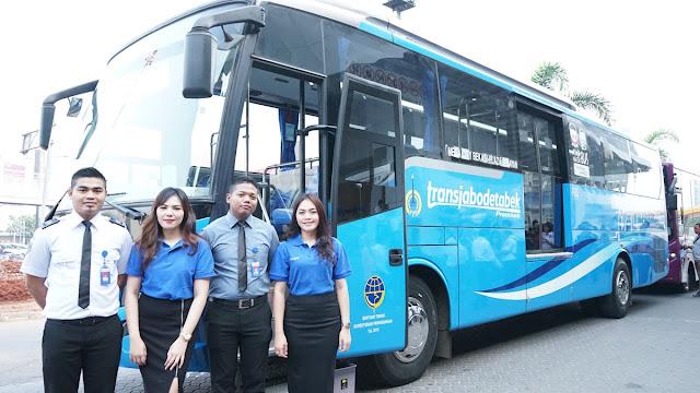 Lowongan Kerja Minimal Lulusan SMP Karyawan BUMN Perusahaan Umum Pengangkutan Penumpang Djakarta (Perum PPD) | Posisi: Driver (Pengemudi Bus)