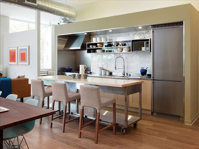 Make your Kitchen Spacious with Small Kitchen Tables Make your Kitchen Spacious with Small Kitchen Tables 3