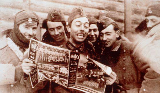 La División Azul, voluntarios y no tan voluntarios en su complicado encaje de la Memoria Histórica