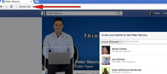How to Invite Friends to Like a Page on Facebook