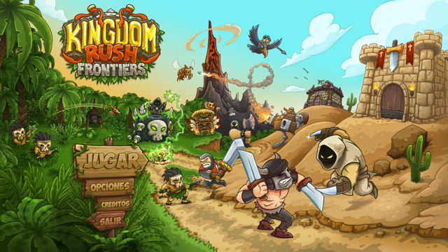 Kingdom Rush Collection PC Full Español