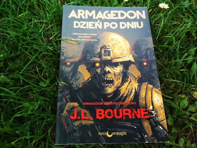 Armagedon dzień po dniu, J.L. Bourne