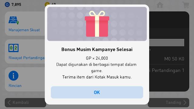 Gift/ Hadiah