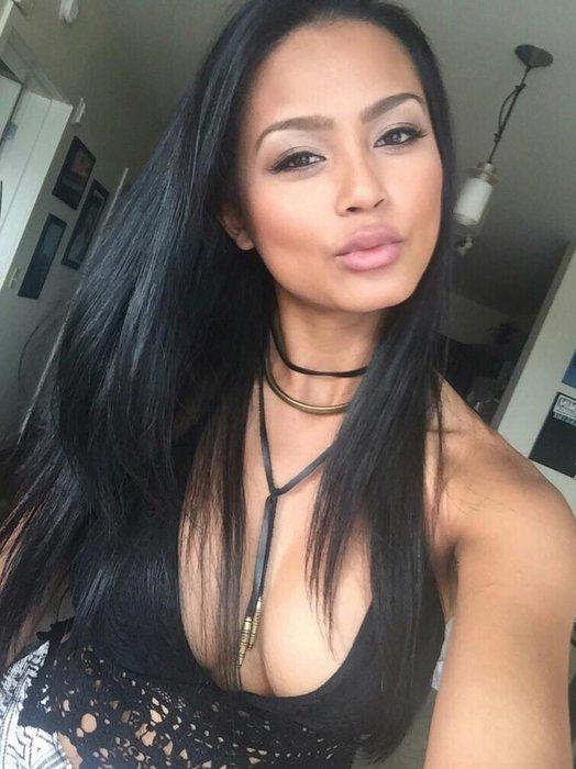 Perfect Ebony Pussy Lips