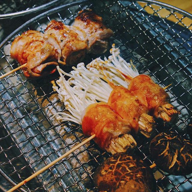 Kkochi Platter