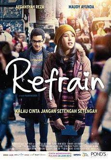 Poster Film Refrain