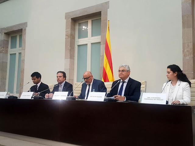 Esguard de Dona - Representantes Institucionales - C'MUN 2017
