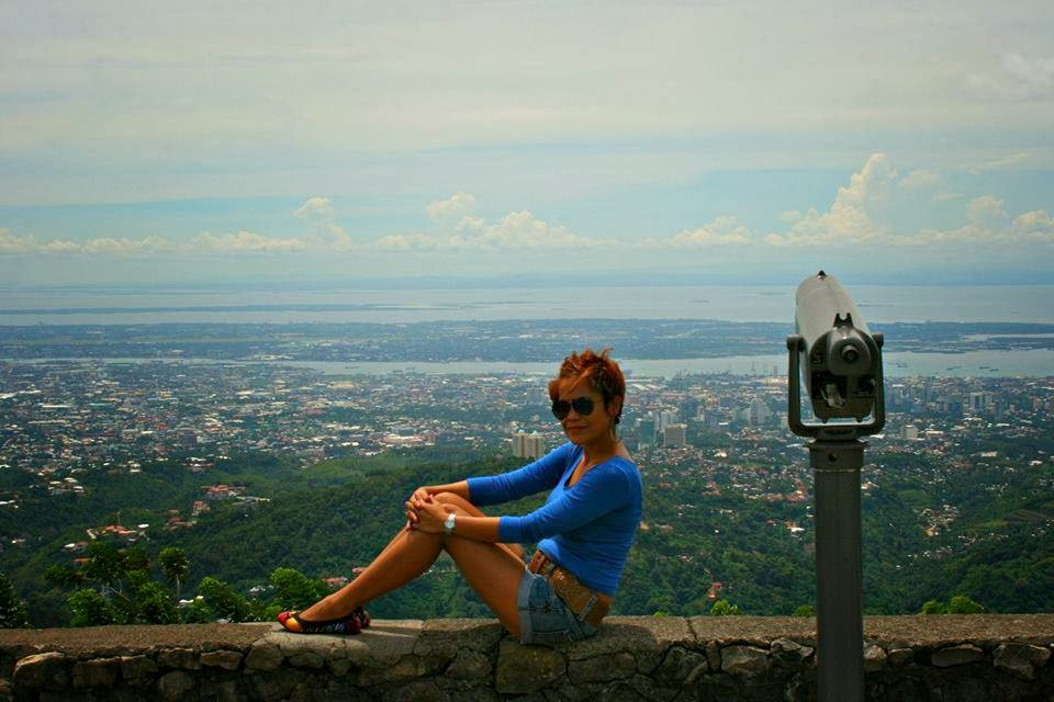 my daily memo i was lonely the tops cebu