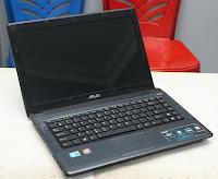 harga Jual Laptop Gaming Asus K42J Seken