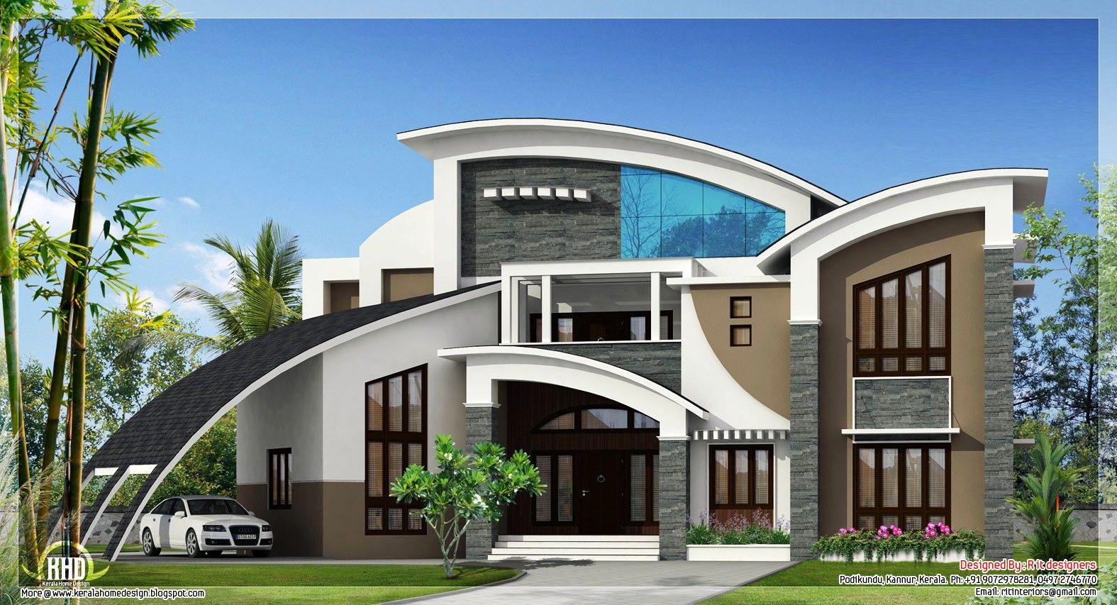 61 Desain Rumah Minimalis Yang Unik Desain Rumah