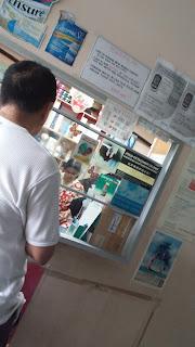 Klinik Chong, Slim River Perak