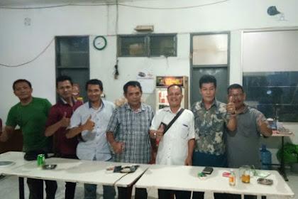 Akrindo Berharap Menjadi Perekat Persaudaraan Insan Pers Nusantara