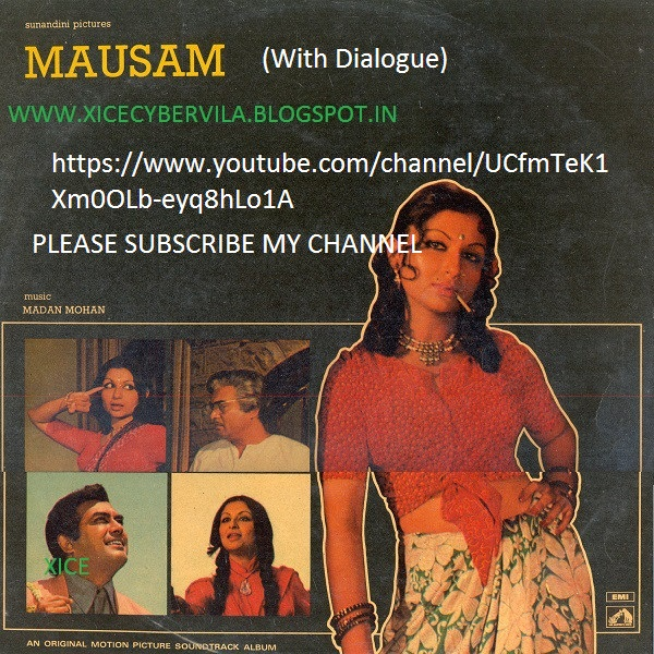 COLLEGE PROJECTS AND MUSIC JUNCTION: MAUSAM (1975) WITH DIALOGUE