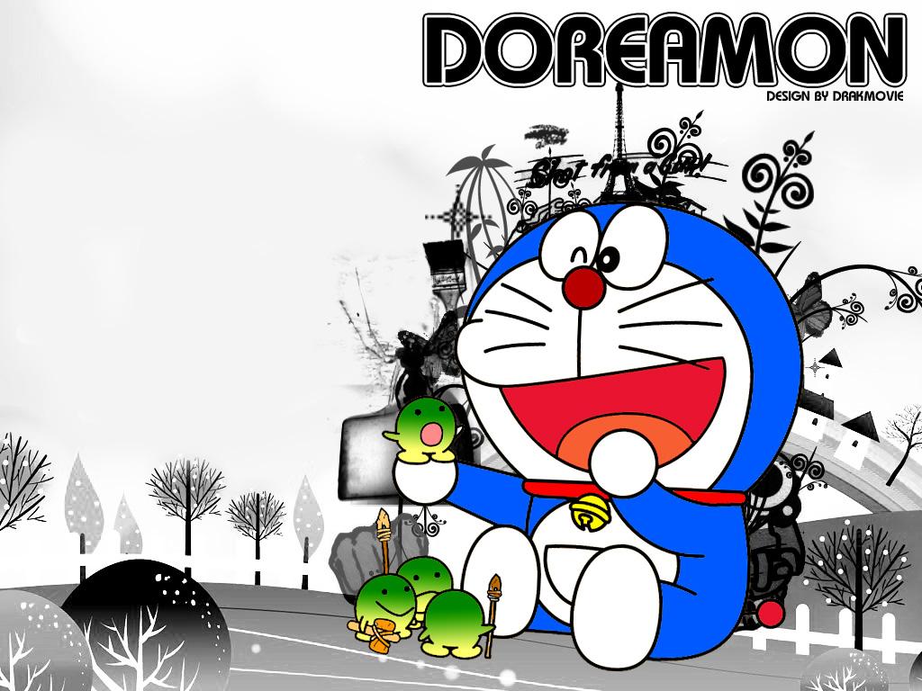 Kumpulan Wallpaper Doraemon