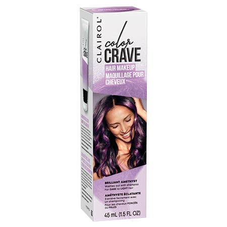 Do You Ever Just Want To Color Your Hair For A Day, Not Forever? Clairol  Has A Product That Would Be Perfect For You! It Is Called Color Crave And  Is Hair ...