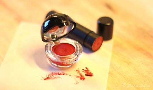 How To Make a Lip and Cheek Tint