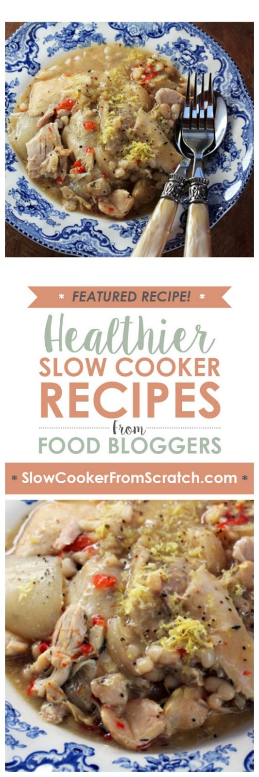 Slow Cooker from Scratch®: Slow Cooker Lemon-Garlic ...