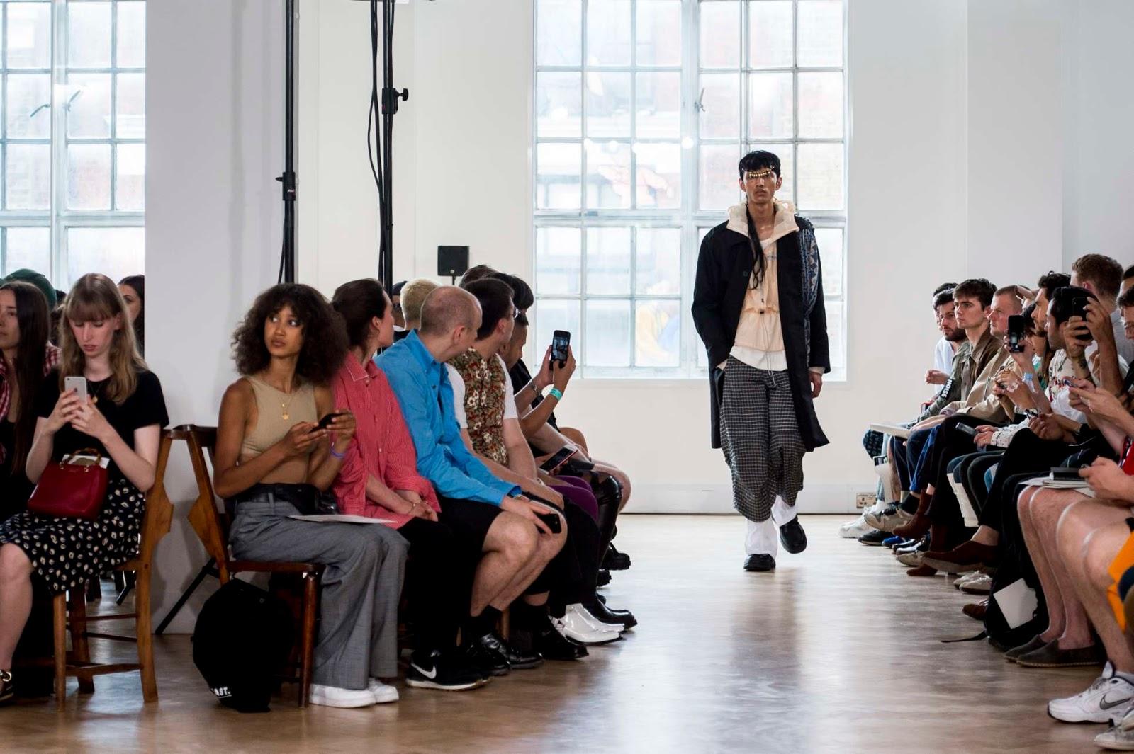 London Fashion Week - Home 1