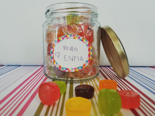 Etiquetas para tarros y potitos de Petit Fernand