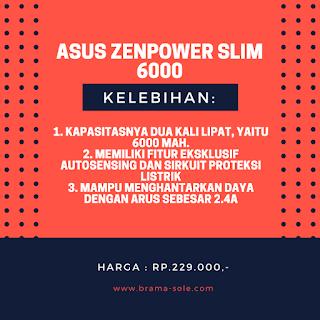 kelebihan zenpower slim 6000