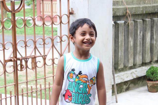 Sourajit Saha's Nephew Rick 14