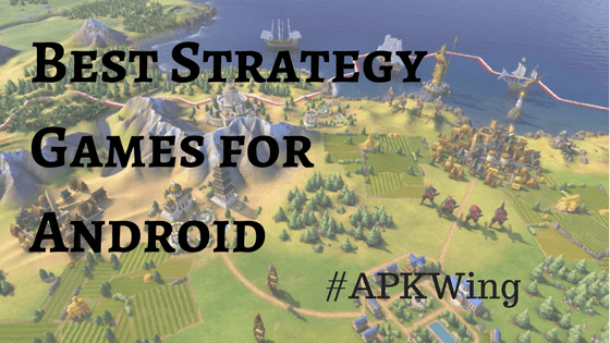 best Android strategy game