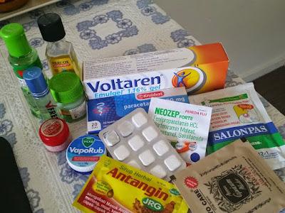 Obat -obatan Umroh Ramadhan