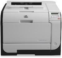 HP LaserJet Pro 400 color Printer M451 Series Driver & Software