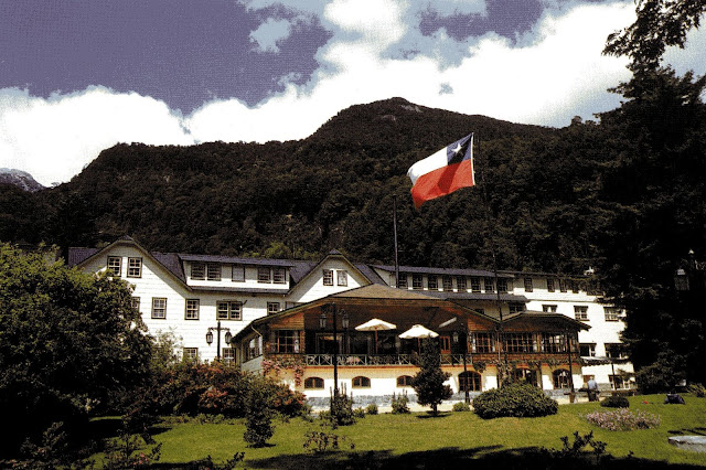 Hotel Peulla, Chile