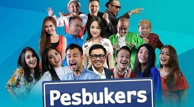 Lirik Lagu Pesbukers - Kamu Happy Kita Happy dan Jadwal Jam Tayang Pesbukers ANTV