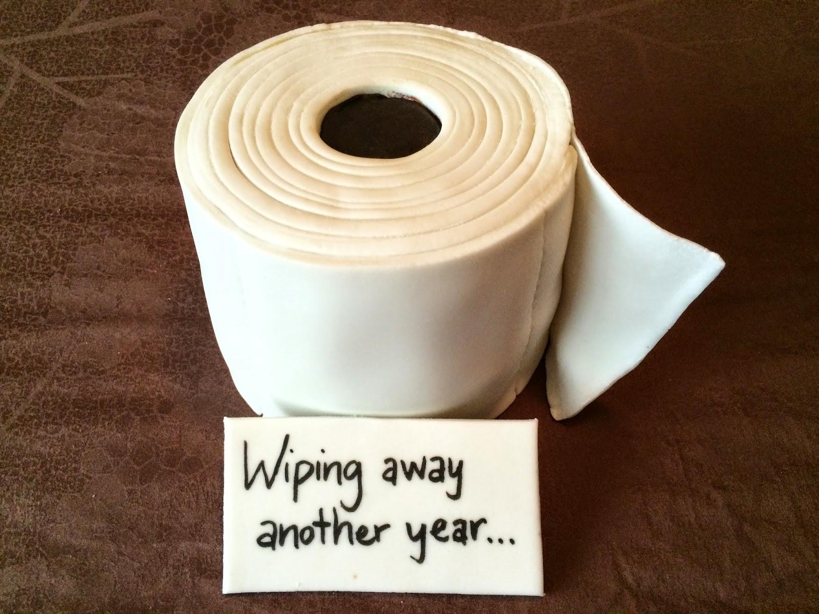 Toilet Paper Roll Cake Crissa S Cake Corner