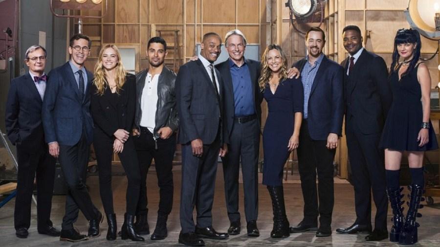 NCIS - Investigações Criminais 16ª Temporada Legendada 2018 Série 1080p 720p HD WEB-DL completo Torrent