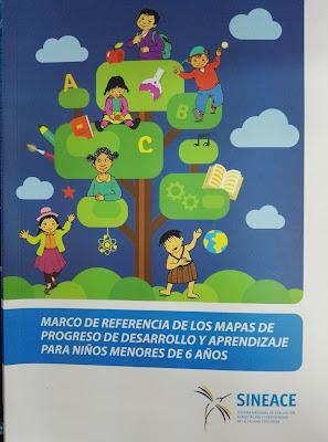 El SINEACE presenta mapa para identificar adecuado desarrollo y aprendizaje de niños hasta los 6 años