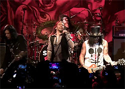 Slash Live New York 23/05/2012 vídeo HD Youtube