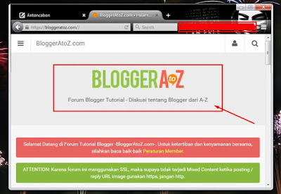KAKI Forum BloggerAtoZ