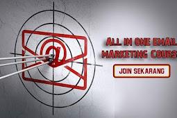 Cara Membuat Broadcast Email Marketing