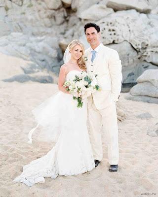 Vestidos de playa para bodas