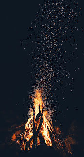 Fire Mobile HD Wallpaper