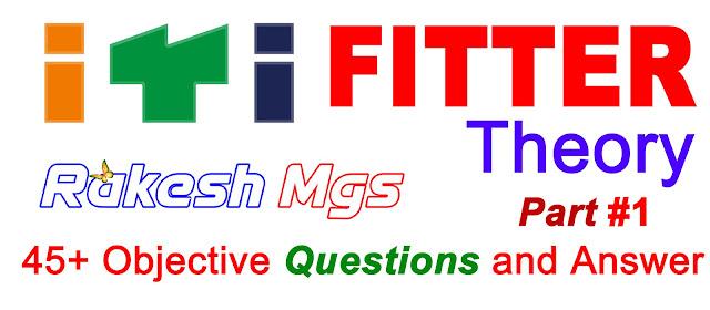 ITI Fitter Theory Part-1