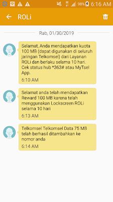 Kuota Internet Gratis dari Telkomsel Terbaru