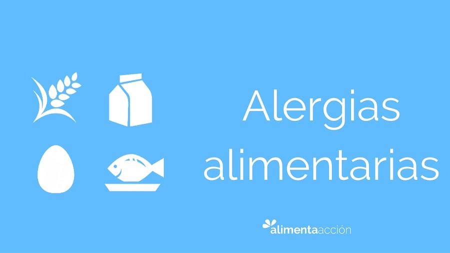 alergia, alergia alimentaria, alimentación, alérgenos, salud,