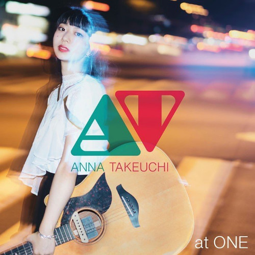 Anna Takeuchi - at ONE [FLAC   MP3 320 / CD]
