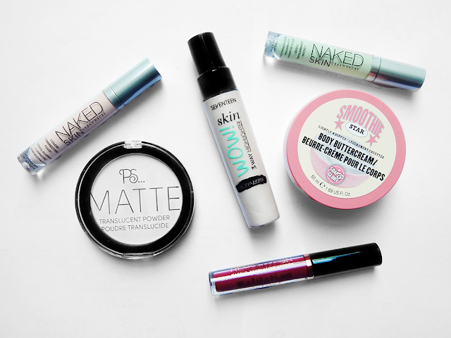 Current beauty favorites || Blogtober 2016