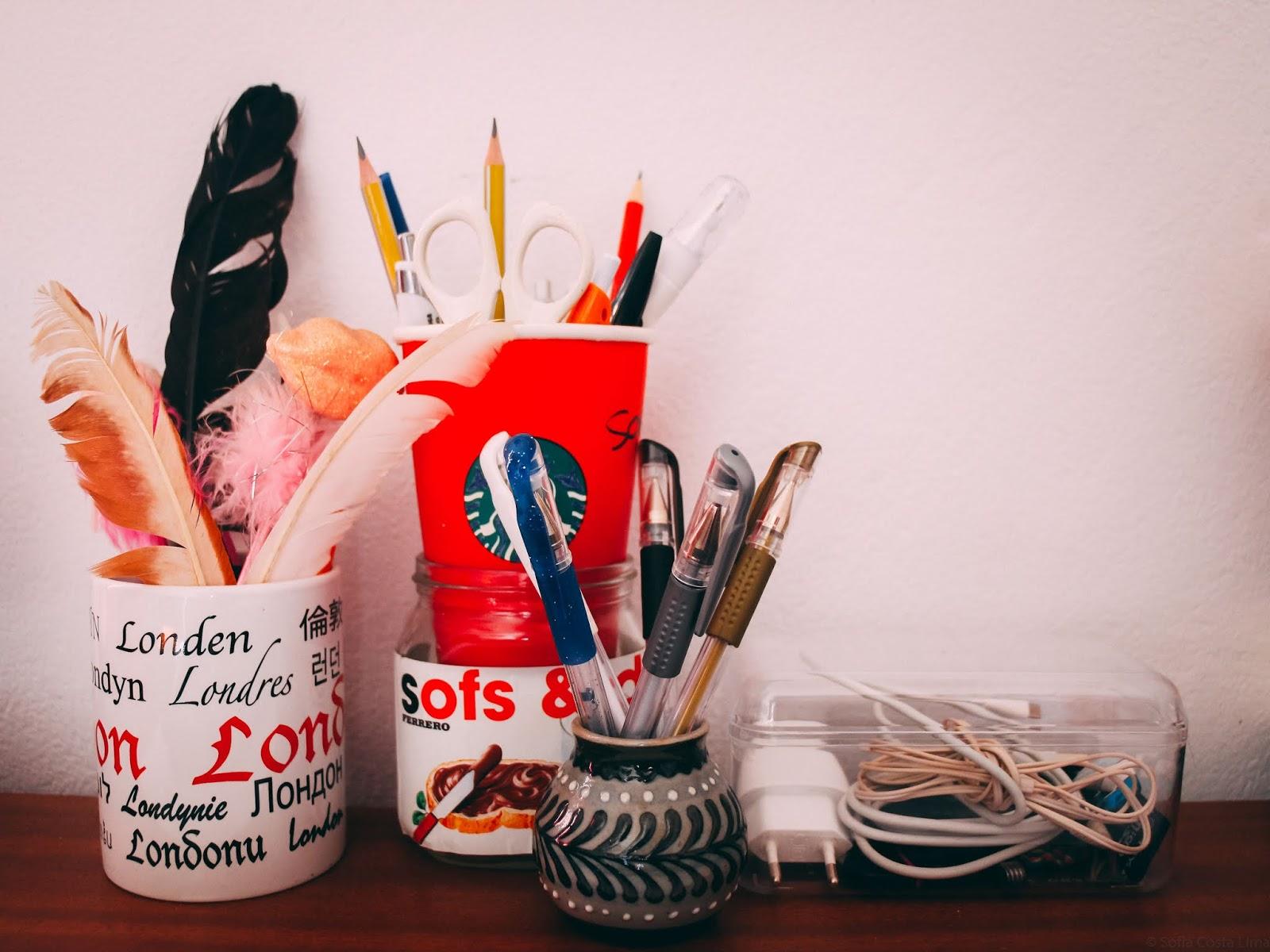Organização - quarto