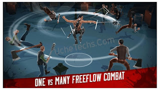 Into The Badlands Blade Battle Apk Mod