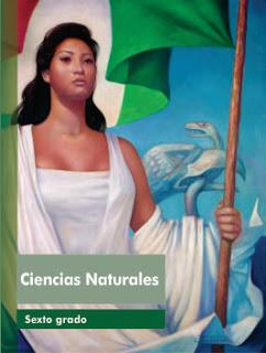 Ciencias Naturales 2015-2016 Sexto grado - Libro de Texto