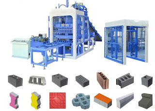 block making machine china