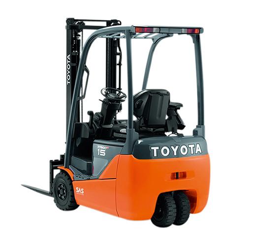 Sales Toyota Forklift