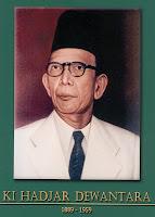 gambar-foto pahlawan kemerdekaan indonesia, Ki Hajar Dewantara